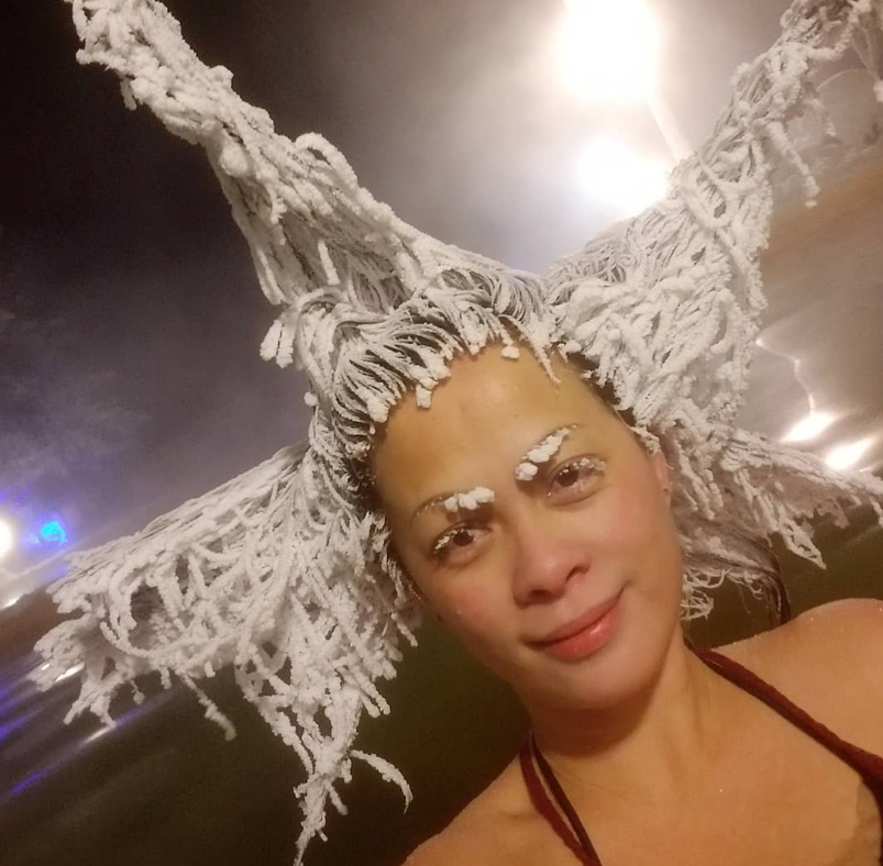 International Hair Freezing Contest. | Hair contest ...