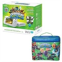 NINTENDO WiiU System bundle with Skylanders and Carrying Case with $25 PROMO eGift Card