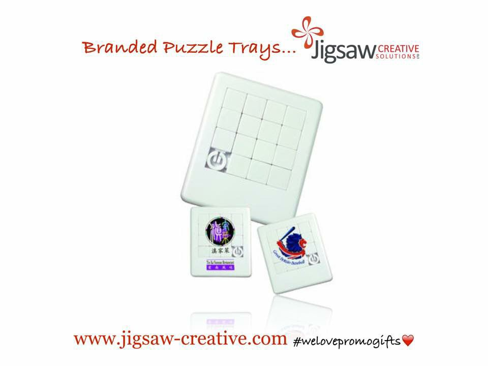 """Are you 'Puzzling' over which Promo gifts would work best for you?   You can be assured that our award winning team have the solution to """"Get your brand in your customers hand!  #welovepromogifts❤️"""