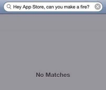 no matches....