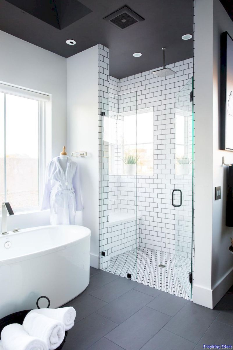 045 cool bathroom shower remodel ideas | Home Remodeling | Pinterest ...