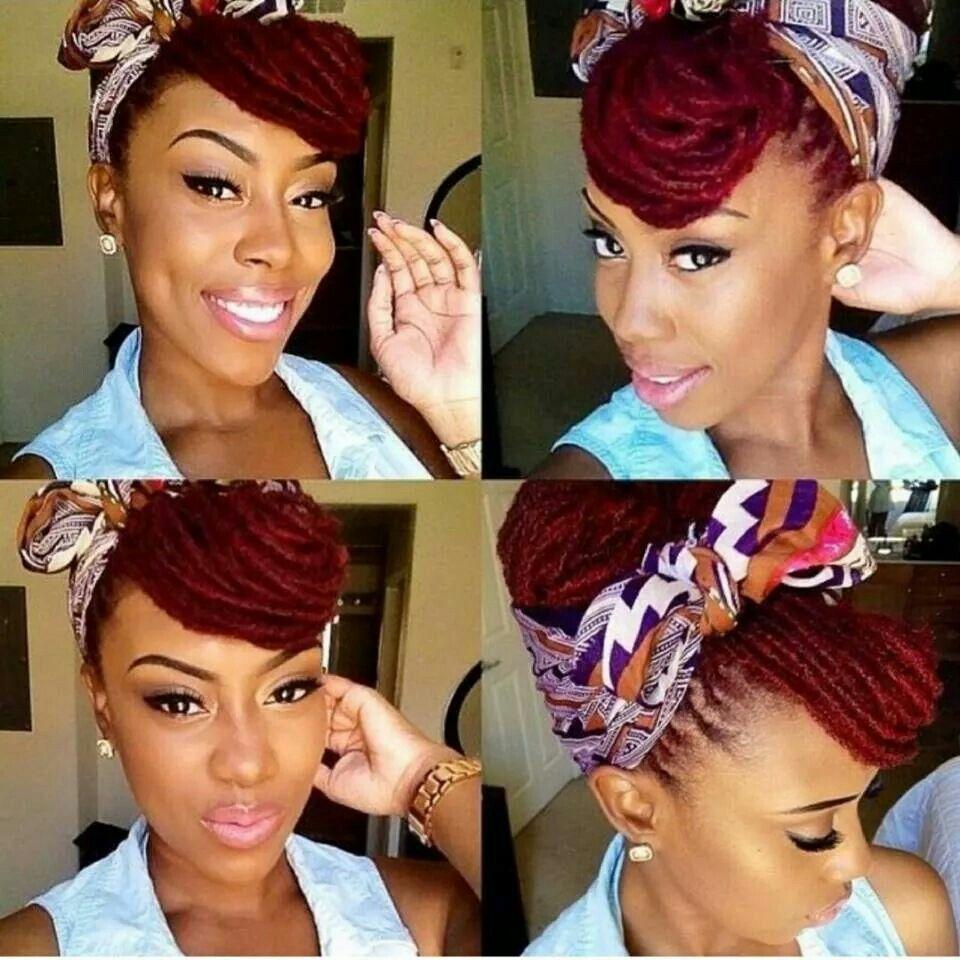 Loc pinup hair u beauty that i love pinterest locs dreads and