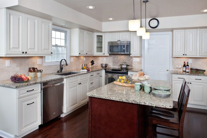 Charming Custom Home Remodeling By Ferrarini Kitchen And Bath