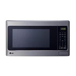 1 5 Cu Ft Countertop Microwave Oven With Easyclean Stainless