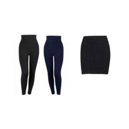 21608dc0e8   Mod   Mod 3pcs Set - Black and Navy leggings + Black magic Skirt รหัส   40401 เช็คราคาสินค้าและรีวิว