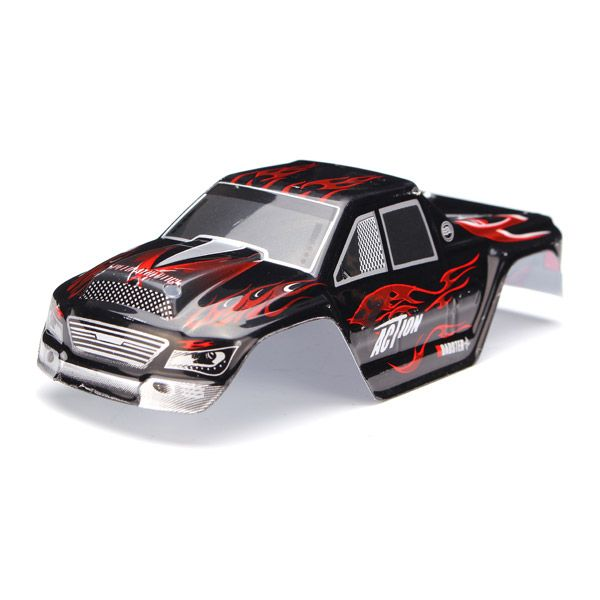 US$4 31 WLtoys 1/28 P929-04 Car Shell Top Canopy For Monster