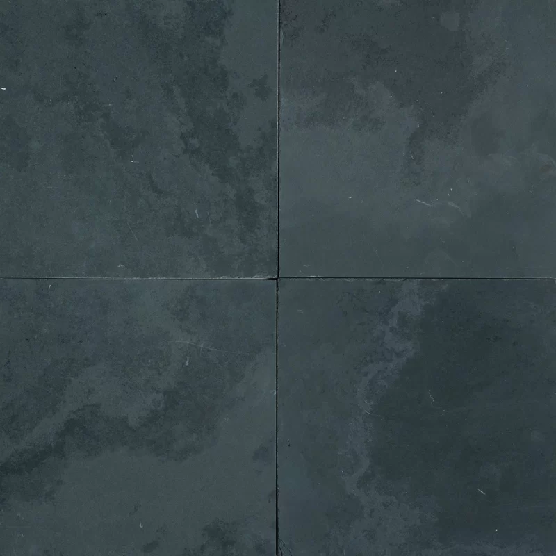 12x12 Slate Field Tile In 2020 Black Slate Tiles Slate Tile Stone Tiles