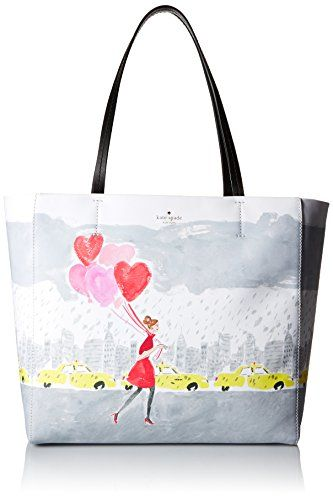 kate spade new york Secret Admirer Heart Balloons Hallie Tote Bag Reviews  Product Features     Secret admirer heart balloons hallie          Product Description   Secret admirer heart balloons hallie