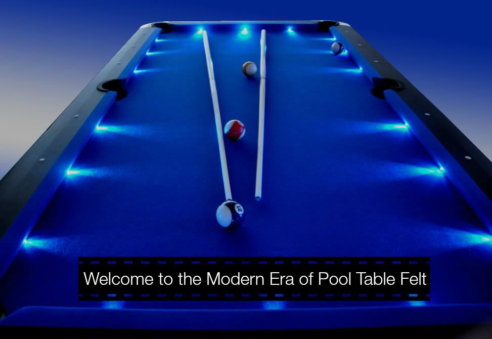 Check Out Our Whole New Line Of Custom Pool Table Cloth