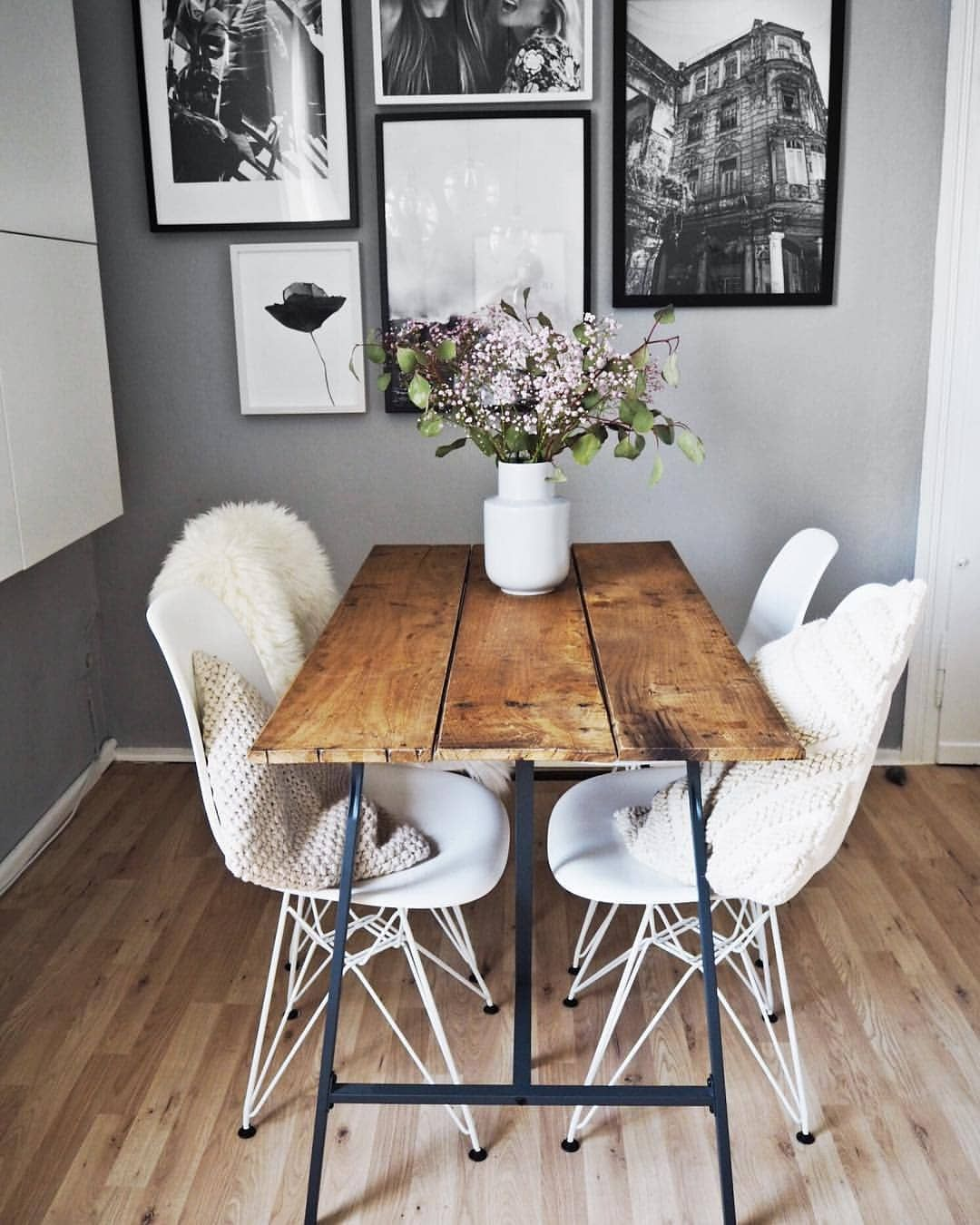 This Dining Room Is Goal By @oursweetliving Beautiful
