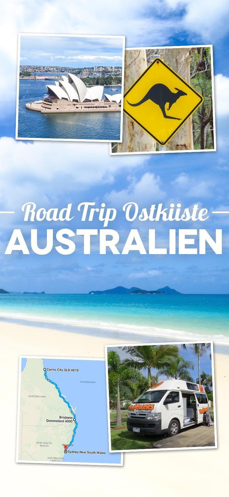 Road Trip Australien: 12 unvergessliche Highlights entlang der Ostküste #usroadtrip