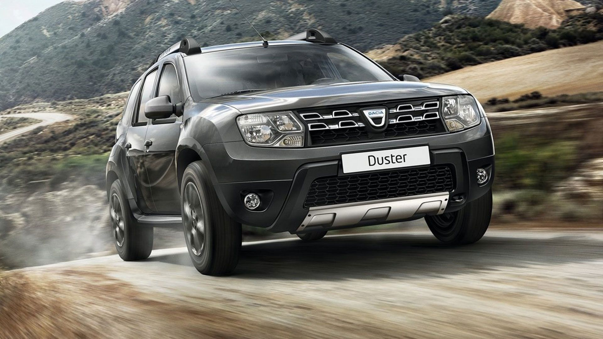 Download The Latest 2014 Renault Duster Hd Wallpaper Pictures From