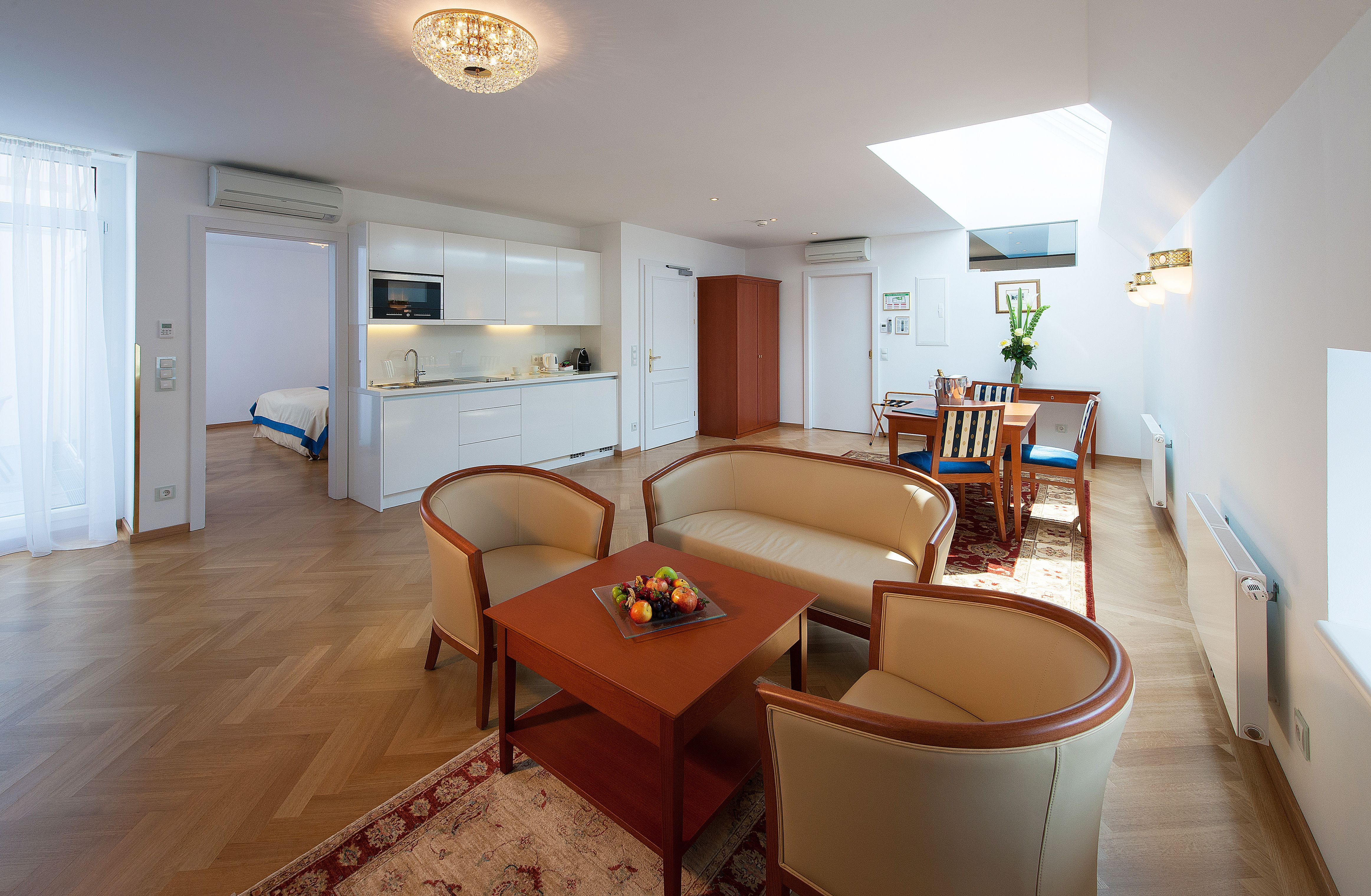 The Extremely Spacious Luxuriously Appointed Apartments At The - Extremely-stylish-apartment