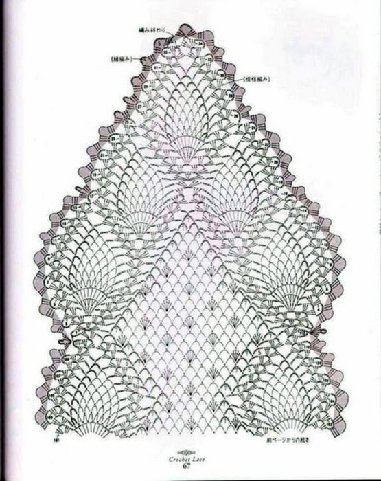 beautiful tablecloths crochet pattern | make handmade, crochet ...