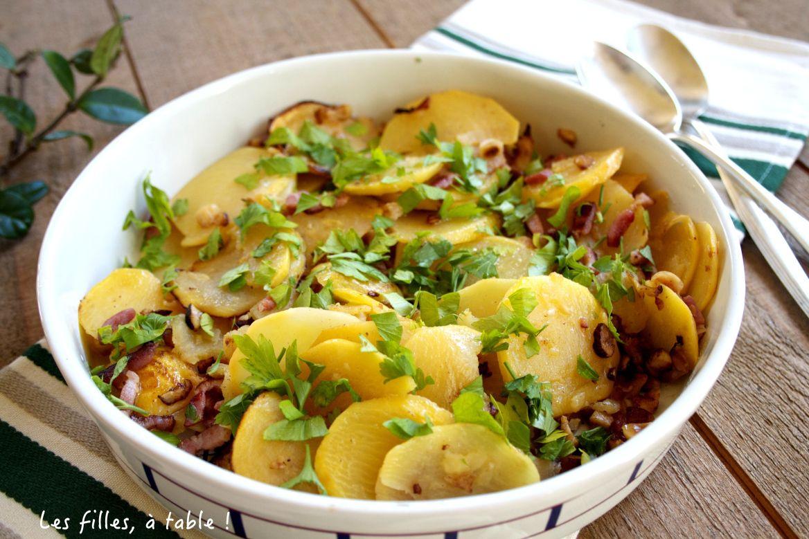 Salade de navets boule d'or | Salade de navet, Navet ...