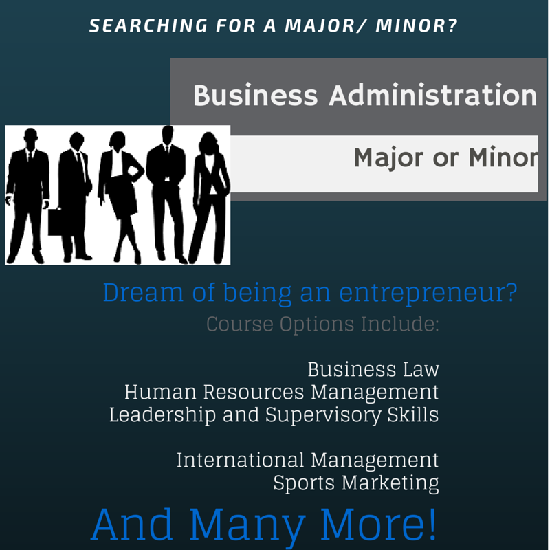 Business opens a world of opportunity! Discover the
