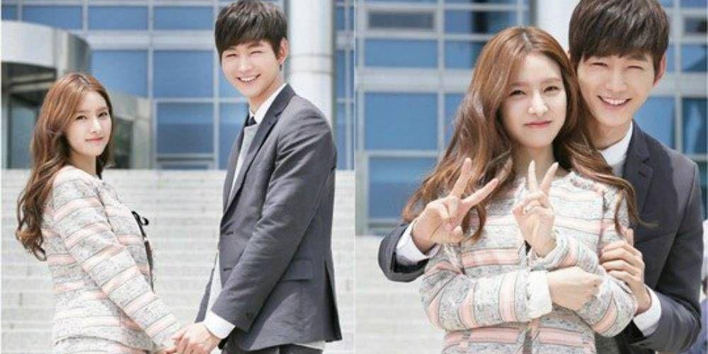 Seohyun and lee won geun dating games