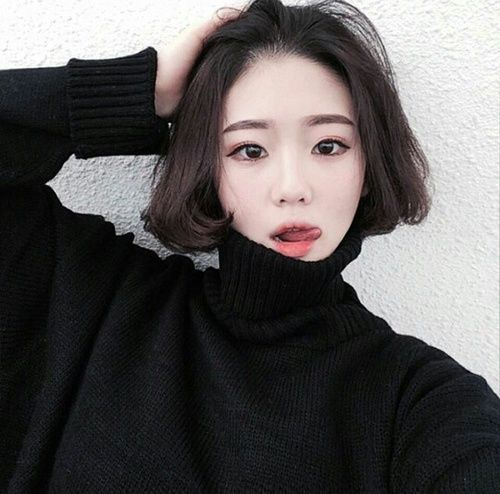 girl, asian, and korea image