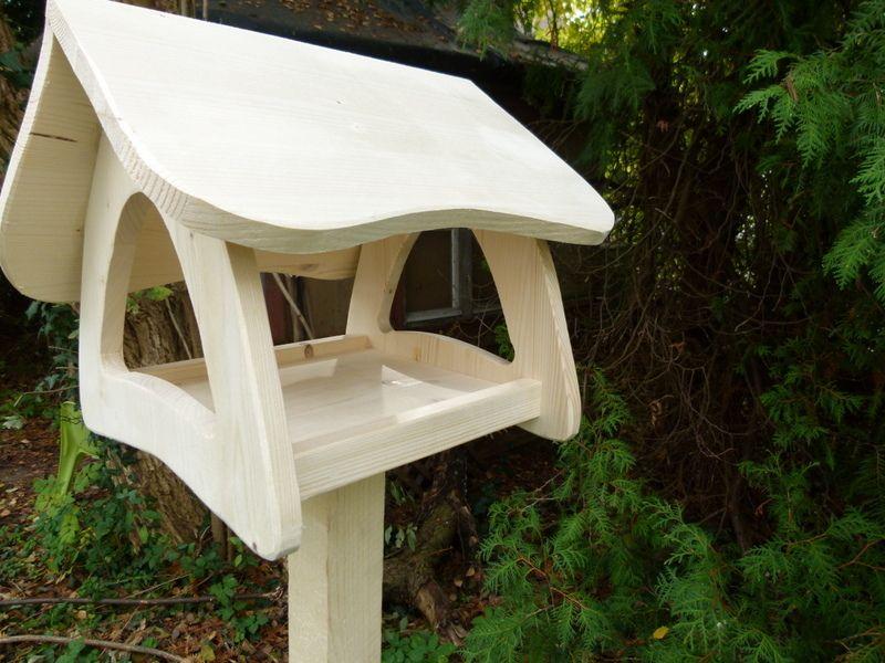 nistk sten vogelh user gro es vogelfutterhaus vogelhaus f3 1 natur ein designerst ck. Black Bedroom Furniture Sets. Home Design Ideas