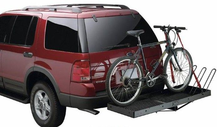 Trailer Hitch Luggage Rack Amazing Trailer Hitch Luggage Carrier 60 Bike Attachment 6060