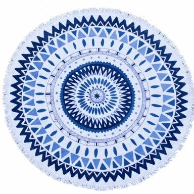 Mildred&Co / A New Zealand Wedding Gift Registry / The Majorelle Roundie Towel
