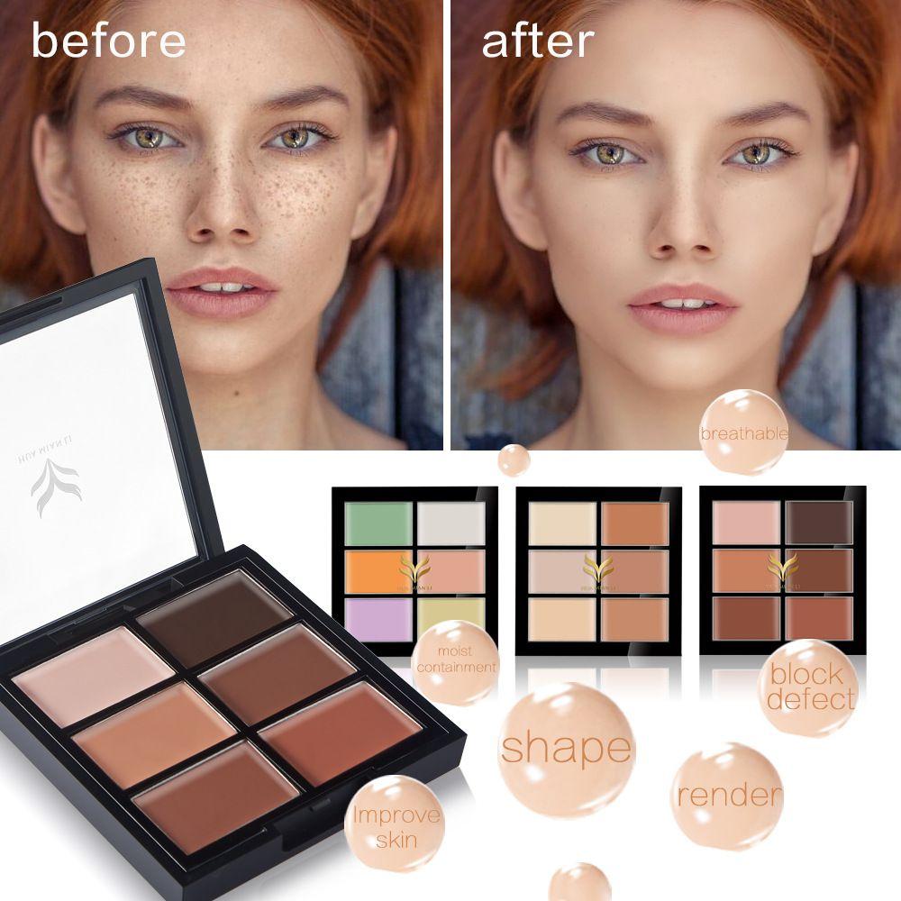 Pro Base Make up Cover Primer Concealer Palette
