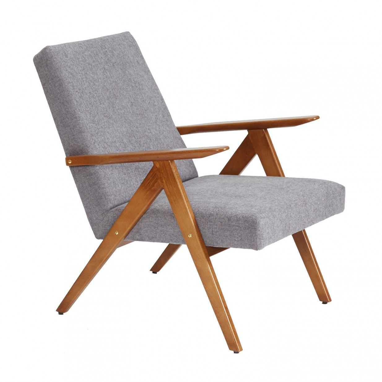 Sessel Grau Retro B 310 Var Sessel Grau Retro Home Seating Pinterest