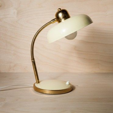 Lampe De Bureau Vintage Annees 50 Amaretti Rienacirer Vintage