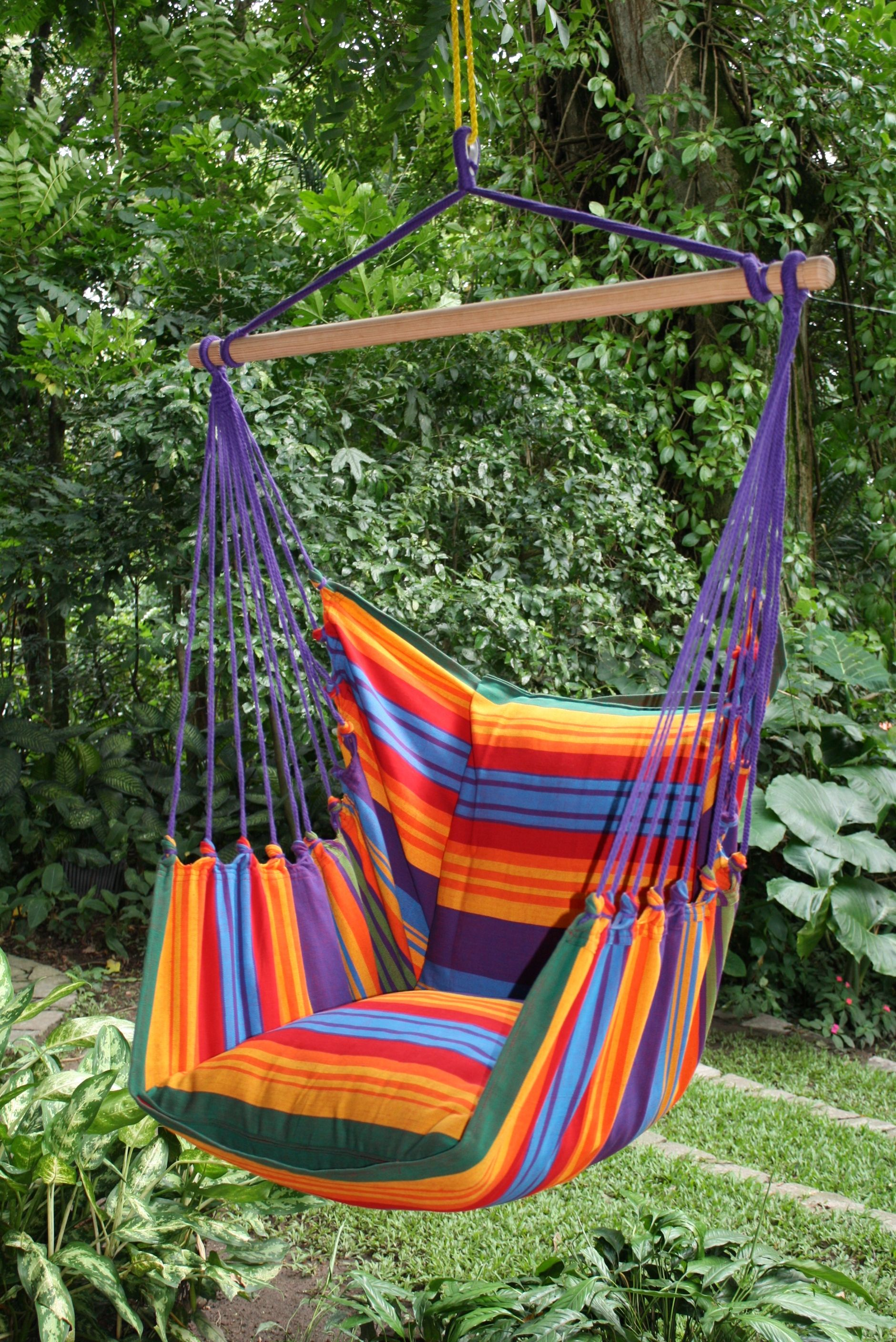 Hängesofa Wohnzimmer Hammock Chair Made In El Salvador Exporsal Home