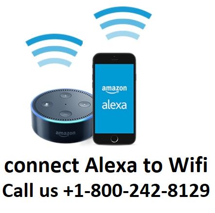 How To Connect Alexa To Wifi Alexa App Alexa Enabled Devices Wifi