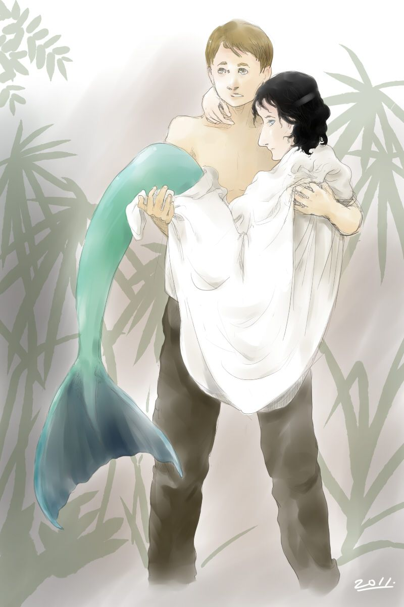 The Little Mermaid XD by Tio-Trile.deviantart.com on @deviantART