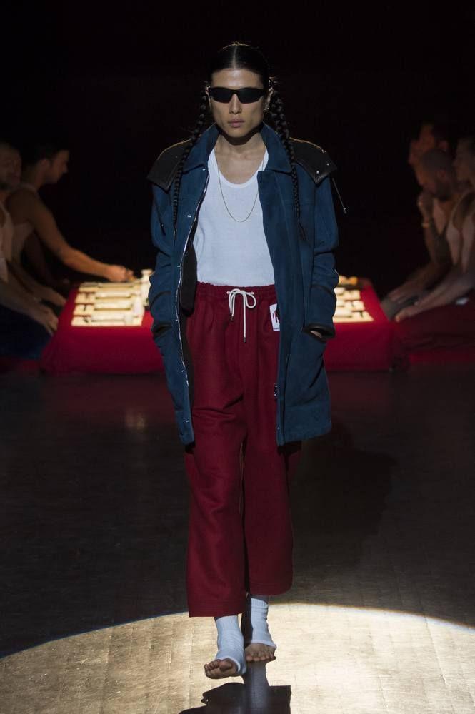 Male Fashion Trends: Umit Benan Fall/Winter 2016/17 - Paris Fashion Week