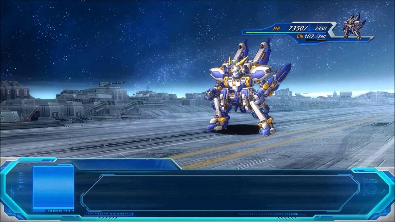 (ENG)Super Robot Wars OG Moon Dwellers Bellzelute
