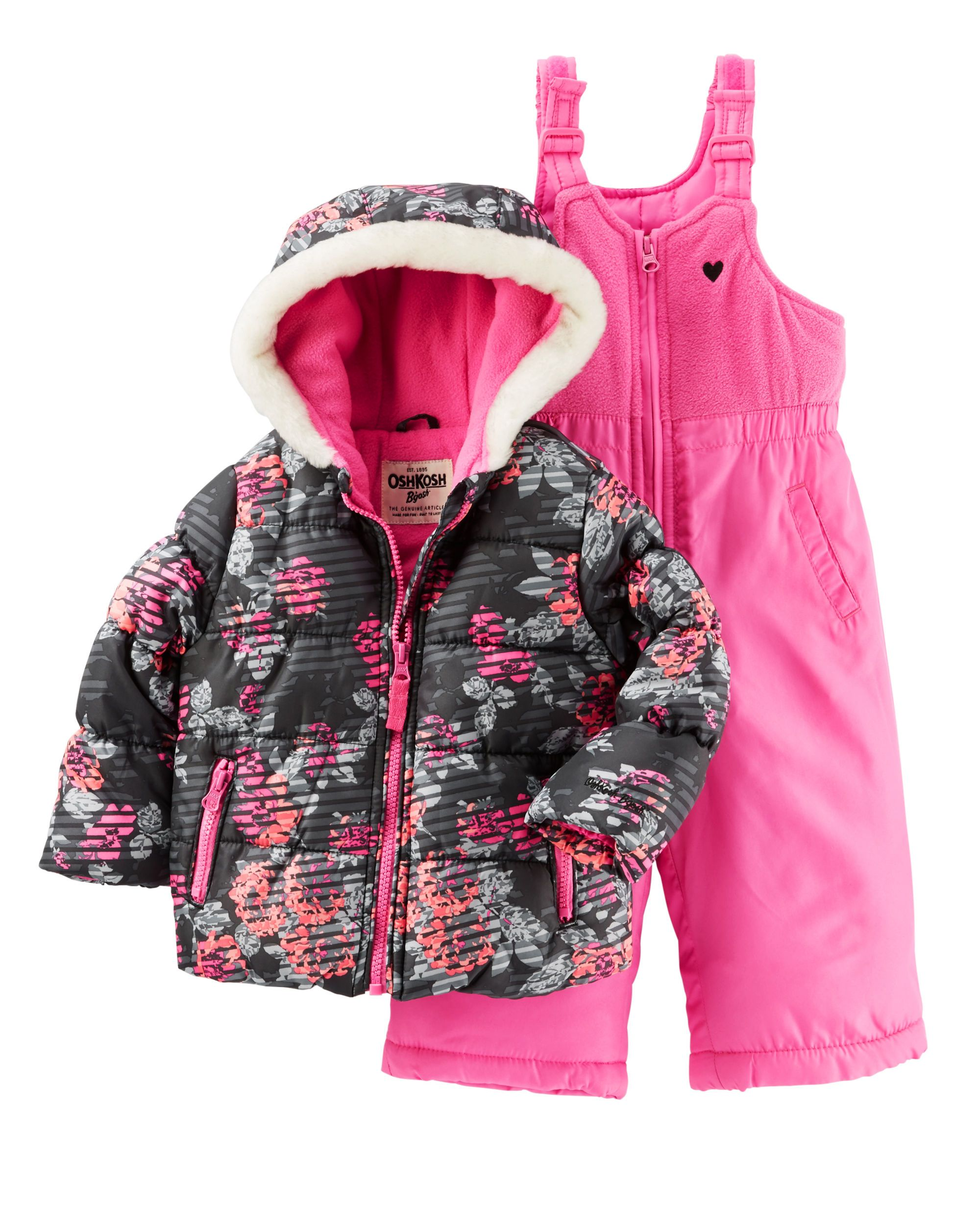 a672e5a20 OshKosh 2-Piece Snowsuit