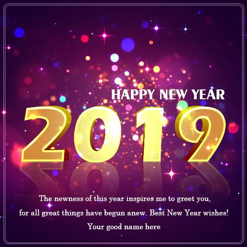 Pin By Vika Korol On Novyj God Happy New Year 2019 Happy New Year Greetings Happy New Year