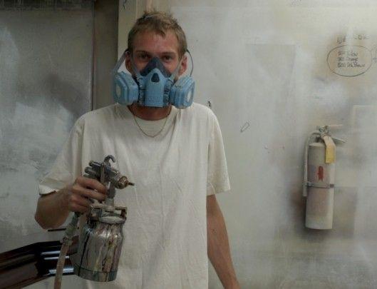 Spray Finishing  http://www.renaissancepainters.ca/spray-finishing/