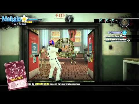 Dead Rising 2 Weapon Combinations Tesla Ball With Images