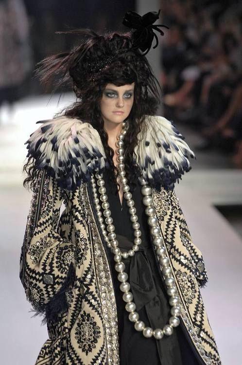 ✰ christian lacroix haute couture fw 2007/2008 | winter insp