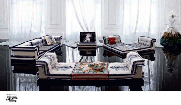 Roche Bobois Mah Jong Jean Paul Gaultier With Images Furniture