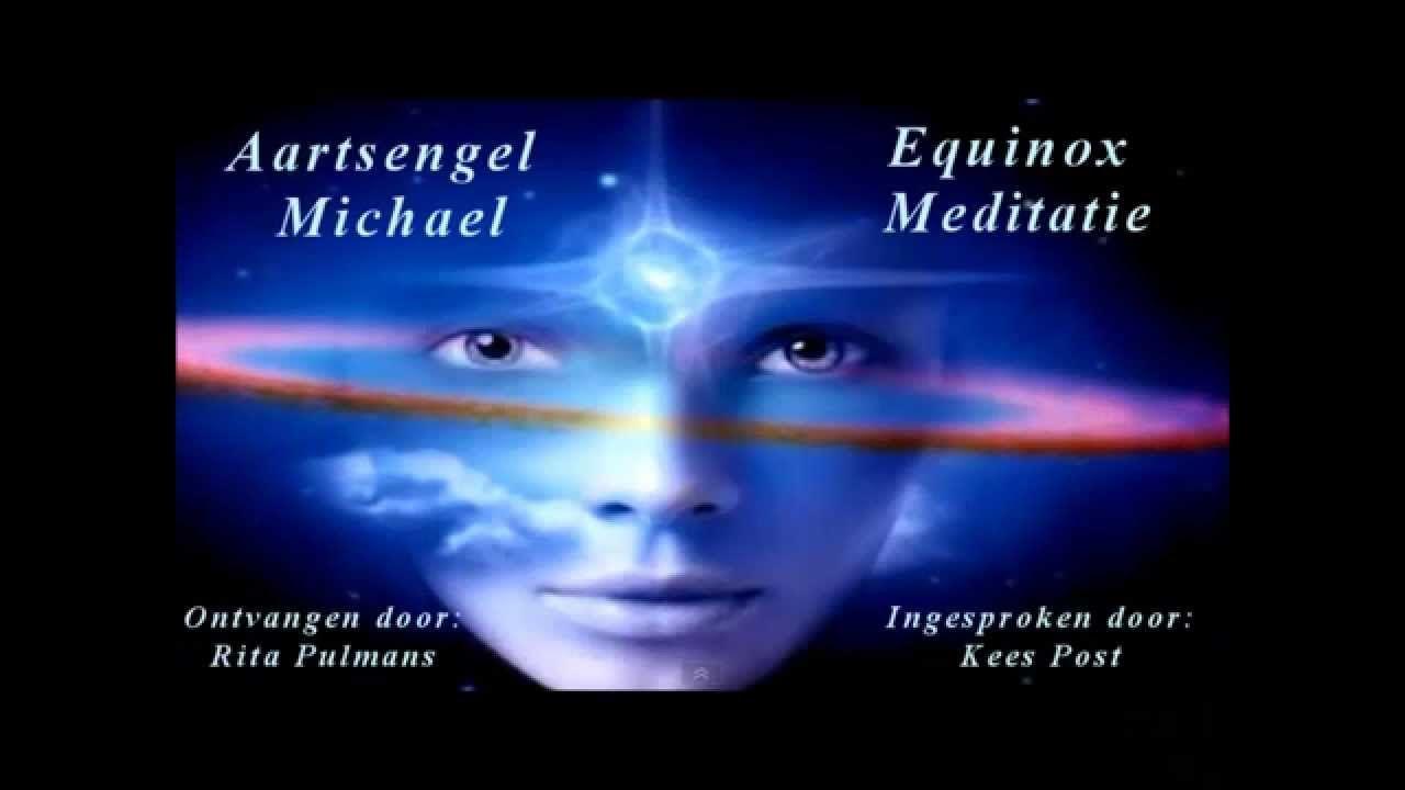 Aartsengel Michael   Meditatie Equinox   20 Maart 2014