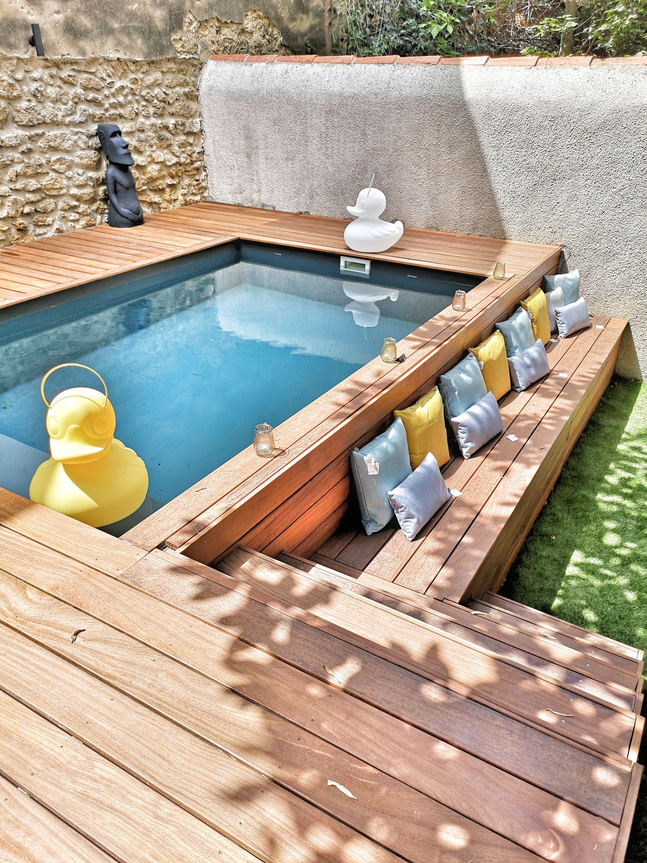 150 Ideeën Over Pool Tuin Zwembad Zwembad Tuin