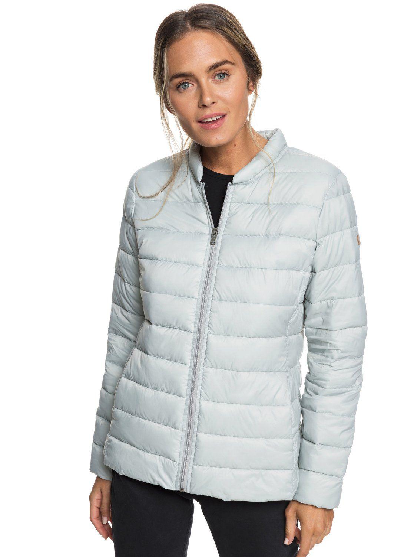 Endless Dreaming Packable Lightweight Puffer Jacket 191274838953 Roxy Jackets Puffer Jackets Puffer Jacket Outfit [ 1500 x 1117 Pixel ]