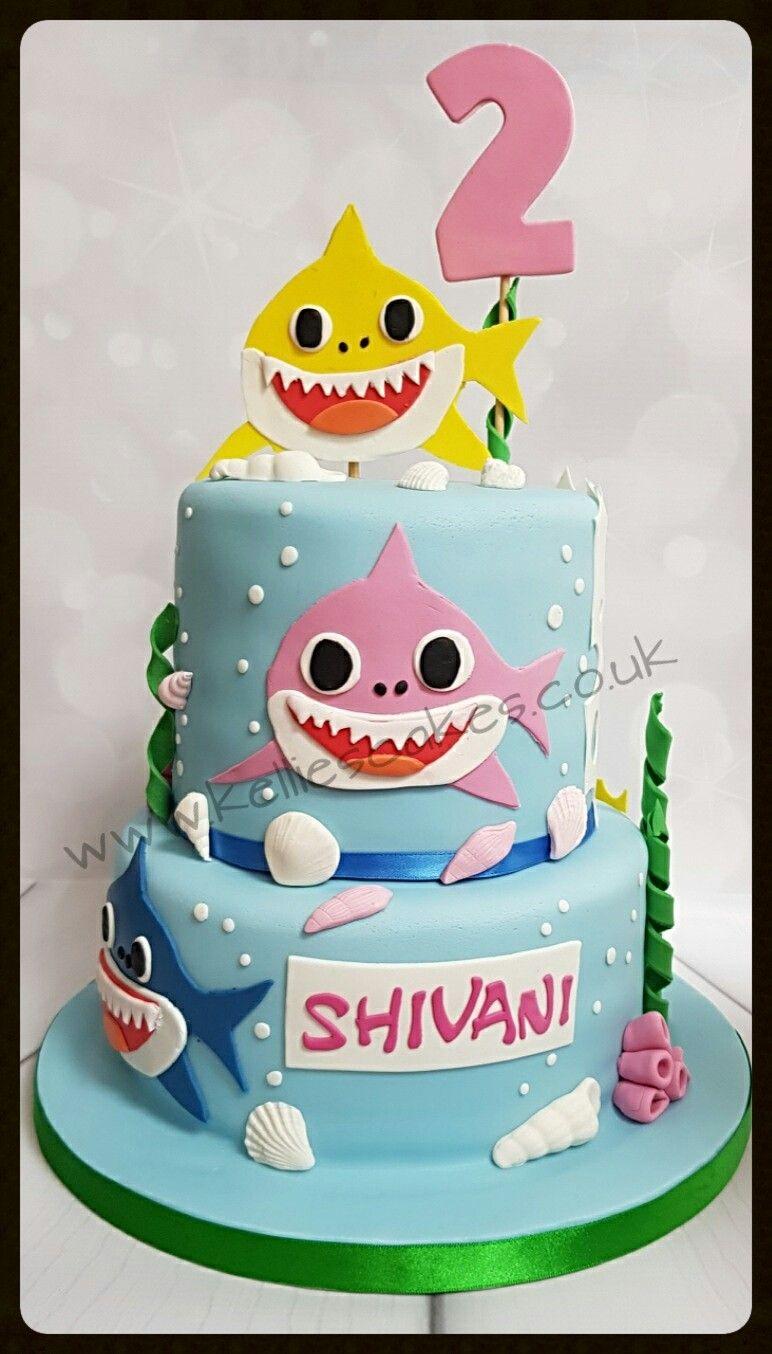 baby shark birthday cake publix