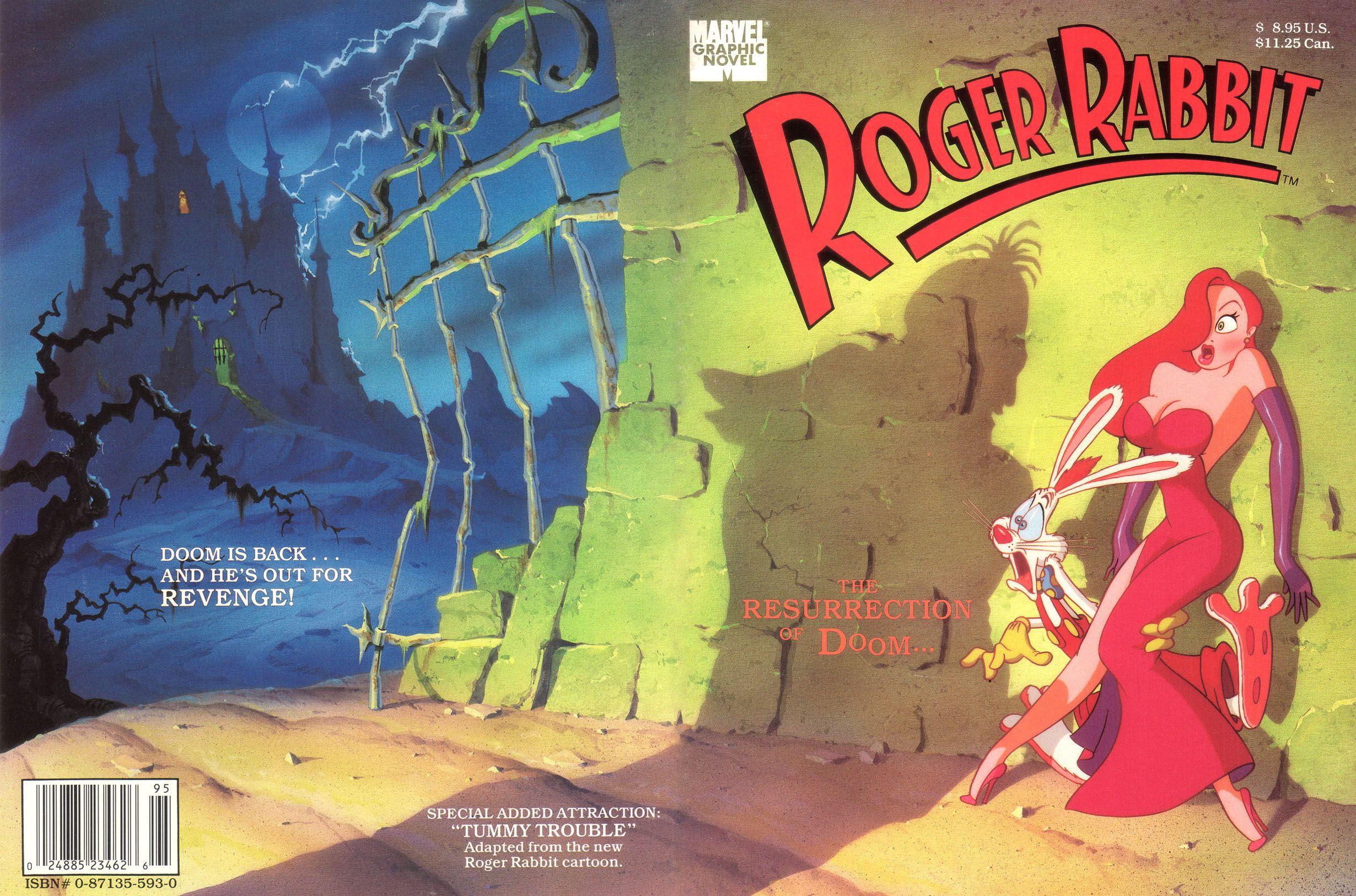 Who Framed Roger Rabbit: \