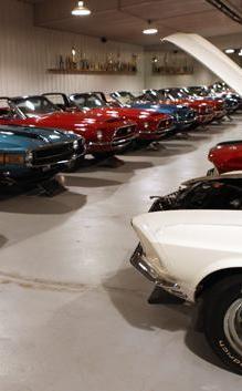 Telstar Mustang Shelby Cobra Museum Mustang Shelby Cobra