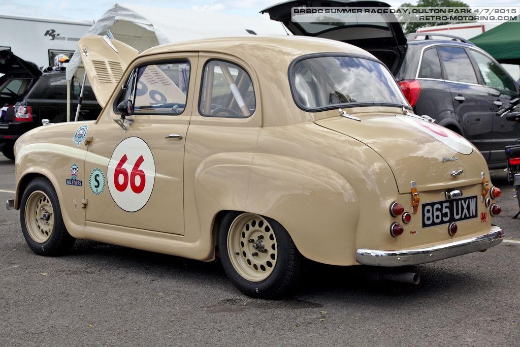 1959 Austin A35 865uxw Crompton Minshaw With Images Austin