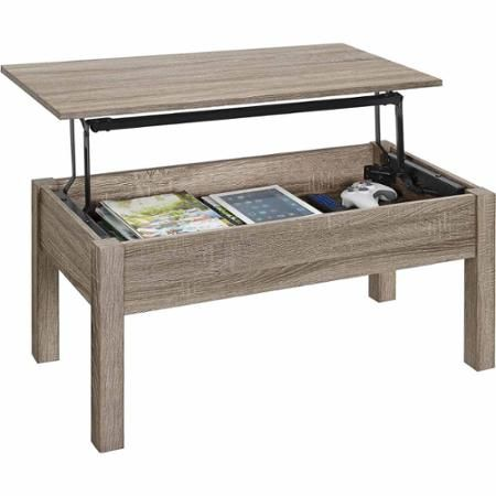 Mainstays Lift Top Coffee Table Multiple Colors Rental Ideas