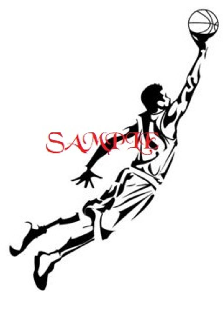 Slam Dunk Basketball Player PDF Cross Stitch Chart   Craftsy