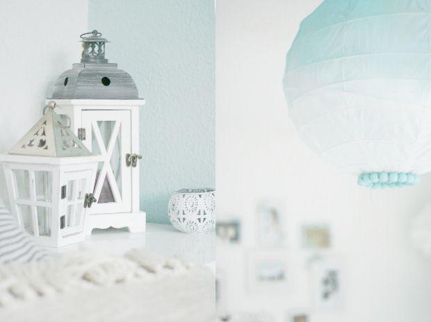 DipDye-Lampe und Mint-Schlafzimmer Room - lampe für schlafzimmer