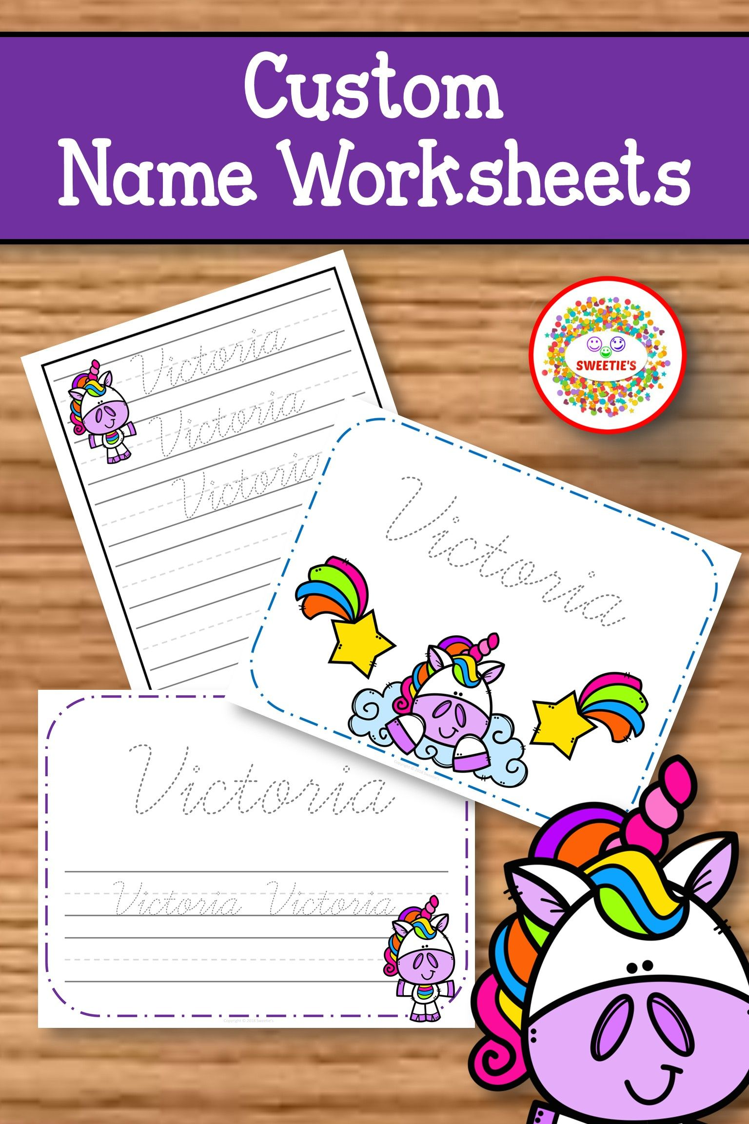 Your Little One Will Love Learning To Write His Her Name